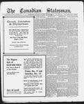 Canadian Statesman (Bowmanville, ON), 3 Dec 1914