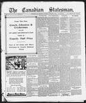 Canadian Statesman (Bowmanville, ON), 7 Jan 1915