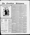 Canadian Statesman (Bowmanville, ON), 14 Oct 1915