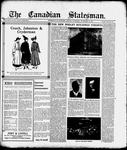 Canadian Statesman (Bowmanville, ON), 25 Nov 1915