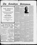 Canadian Statesman (Bowmanville, ON), 20 Jan 1916