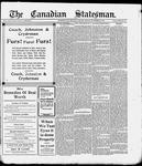 Canadian Statesman (Bowmanville, ON), 23 Nov 1916
