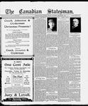 Canadian Statesman (Bowmanville, ON), 7 Dec 1916