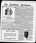 Canadian Statesman (Bowmanville, ON), 22 Nov 1917
