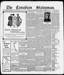 Canadian Statesman (Bowmanville, ON), 29 Nov 1917