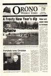 Orono Weekly Times, 3 Jan 2001