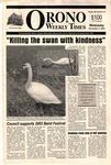 Orono Weekly Times, 6 Nov 2002