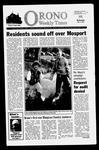 Orono Weekly Times, 12 May 2004