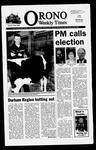Orono Weekly Times, 26 May 2004