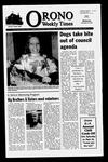 Orono Weekly Times, 22 Sep 2004