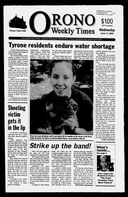 Orono Weekly Times, 11 Jun 2003