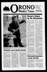 Orono Weekly Times, 5 Nov 2003