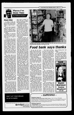 Orono Weekly Times, 7 Jan 2004