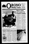 Orono Weekly Times, 28 Jan 2004