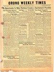 Orono Weekly Times, 14 Mar 1946