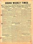 Orono Weekly Times, 4 Apr 1946