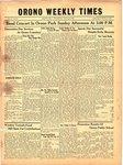 Orono Weekly Times, 4 Jul 1946