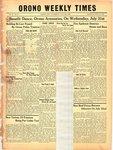 Orono Weekly Times, 25 Jul 1946