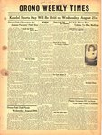 Orono Weekly Times, 8 Aug 1946