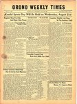 Orono Weekly Times, 15 Aug 1946