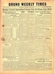 Orono Weekly Times, 5 Sep 1946
