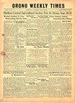 Orono Weekly Times, 19 Sep 1946
