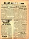 Orono Weekly Times, 9 Oct 1947