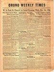 Orono Weekly Times, 4 Dec 1947