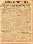 Orono Weekly Times, 22 Jan 1948