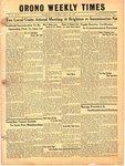 Orono Weekly Times, 18 Mar 1948
