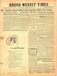 Orono Weekly Times, 27 May 1948