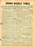Orono Weekly Times, 29 Jul 1948