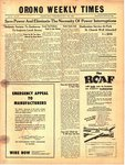 Orono Weekly Times, 14 Oct 1948