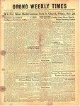 Orono Weekly Times, 25 Nov 1948