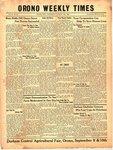Orono Weekly Times, 18 Aug 1949