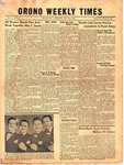 Orono Weekly Times, 10 Nov 1949