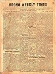 Orono Weekly Times, 1 Dec 1949