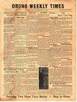 Orono Weekly Times, 8 Dec 1949
