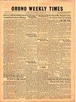 Orono Weekly Times, 26 Jan 1950
