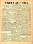 Orono Weekly Times, 23 Mar 1950