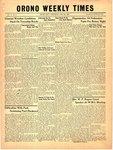 Orono Weekly Times, 6 Apr 1950