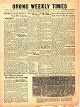 Orono Weekly Times, 27 Apr 1950