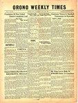 Orono Weekly Times, 10 Aug 1950
