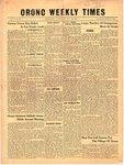 Orono Weekly Times, 2 Nov 1950