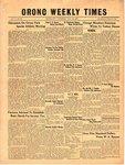 Orono Weekly Times, 7 Dec 1950