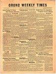 Orono Weekly Times, 14 Dec 1950