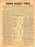Orono Weekly Times, 25 Jan 1951