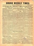 Orono Weekly Times, 12 Apr 1951