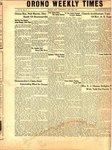 Orono Weekly Times, 26 Apr 1951