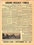 Orono Weekly Times, 16 Aug 1951